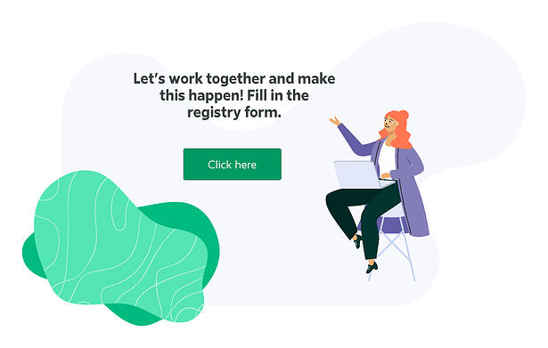 Lead Registration Form for Partners